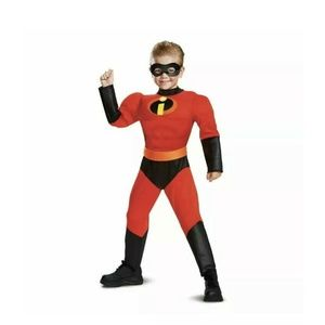 NWT Dash Incredibles Halloween Costume Disney 2T